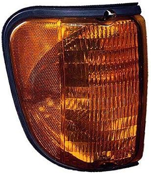 OEM 2002 Ford Econoline 150 Passenger Side Outer Headlight w//Blinker