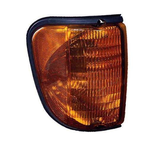 2003-2007 Ford Econoline E-Series Van E150 E250 E350 E450 E550 Super Duty & Club Wagon (From 12/3/2002 production date) Park Corner Light Turn Signal Marker Lamp Right Passenger Side (2003 03 2004 04 2005 05 2006 06 2007 07)