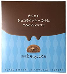 Tokyo Sticky Chocolat Biscut Torori in 14 Limited Tokyo