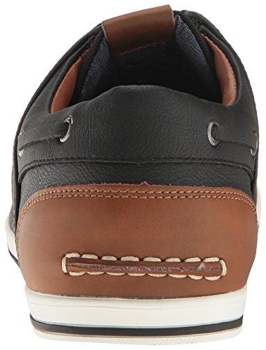 Aldo Mens Chaussure Bateau Greeney-r Cuir Noir