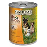 canidae food - CANIDAE All Life Stages Dog Wet Food Made With lamb & Rice, 13 oz (12 Pack)