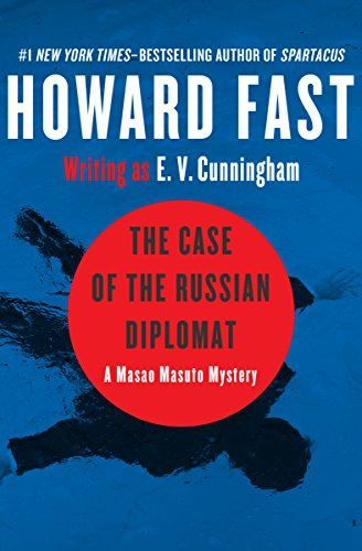 - The Case of the Russian Diplomat (The Masao Masuto Mysteries Book 3)