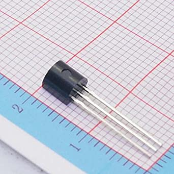 NJPOWER 100pcs in-line Triode Transistor TO-92 0.5A 40V PNP S9012