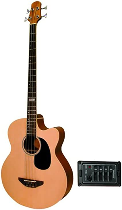 Trinity Río ob3censz Eagle/bajo eléctrico Guitarra Acústica con ...
