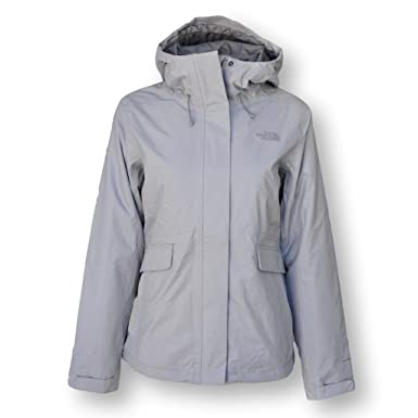 299142ffba60 usa the north face womens monarch insulated triclimate jacket metalic  silver small 3d45c 49585