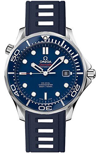 omega rubber watch - 1