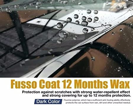 SOFT99 fusso 12 meses Auto cuidado impermeable perchero de ...