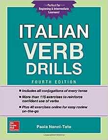 italian verb drills paola nanni-tate pdf