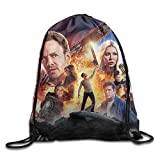 Unisex Sharknado 4 The 4th Awakens Drawstring Bag Outdoor