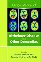 Clinical Manual of Alzheimer Disease and Other Dementias Paperback