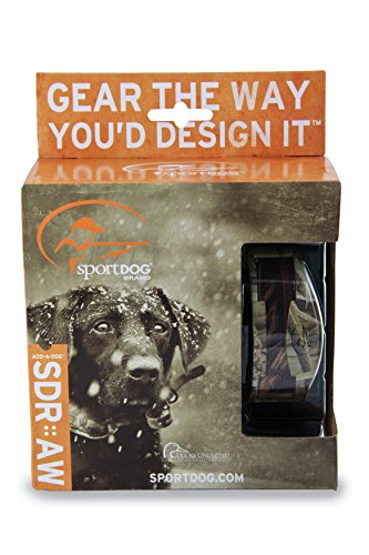 SportDOG Brand WetlandHunter 1825 Add-A-Dog Collar - Additional, Replacement, or Extra Collar for Your Camouflage Remote Trainer - Waterproof and Rechargeable with Tone, Vibration, and Shock by SportDOG Brand (Image #3)