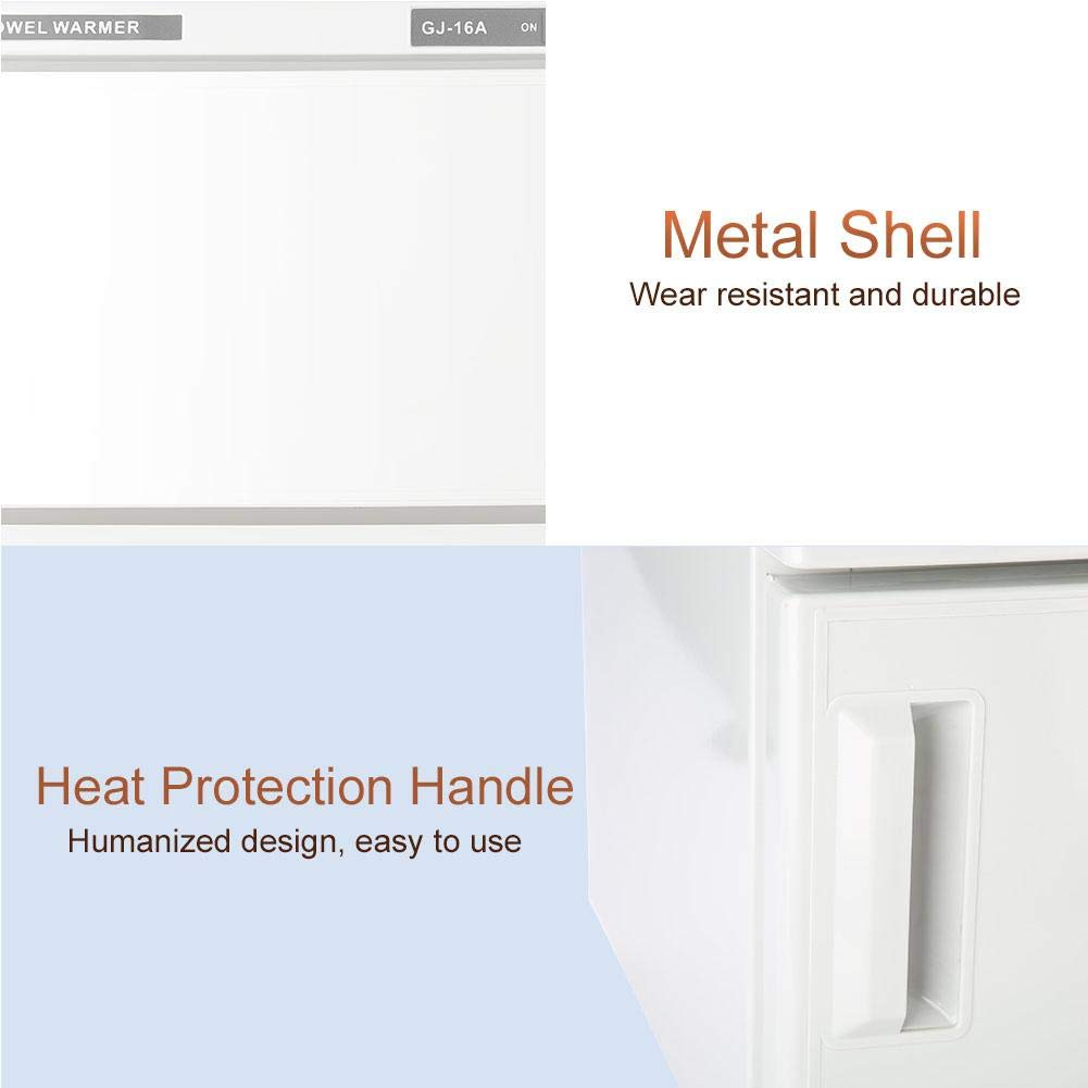 esterilizaci/ón para pieles y spa 2 en 1 esterilizador UV para la cocina 23 L temperatura ajustable herramienta para el pelo y el sal/ón facial