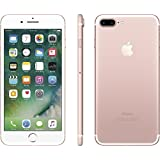 Apple iPhone 7 Plus 32 GB Desbloqueado, Oro Rosa (reacondicionado Certificado)