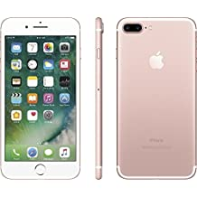 Apple iPhone 7 Plus, GSM Unlocked, 32GB - Rose Gold (Certified Refurbished)