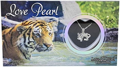 Cross Love Pearl Creations Wish Kit with Pendant Necklace