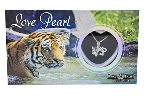 (Love Pearl Creations Animals Wish Kit with Pendant Necklace)