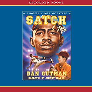 satch and me audible audio edition dan gutman johnny heller recorded books books. Black Bedroom Furniture Sets. Home Design Ideas