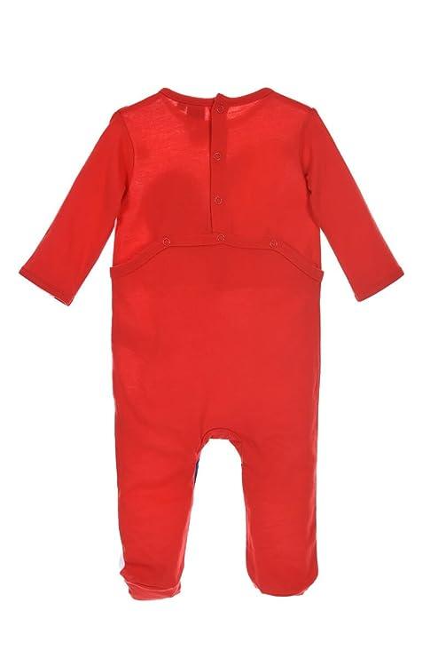 Disney - Pelele para Dormir - para bebé niña Rojo 24 Meses: Amazon.es: Ropa y accesorios
