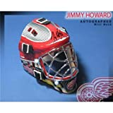 Jimmy Howard Autographed Detroit Red Wings Mini Mask - Autographed NHL Helmets and Masks