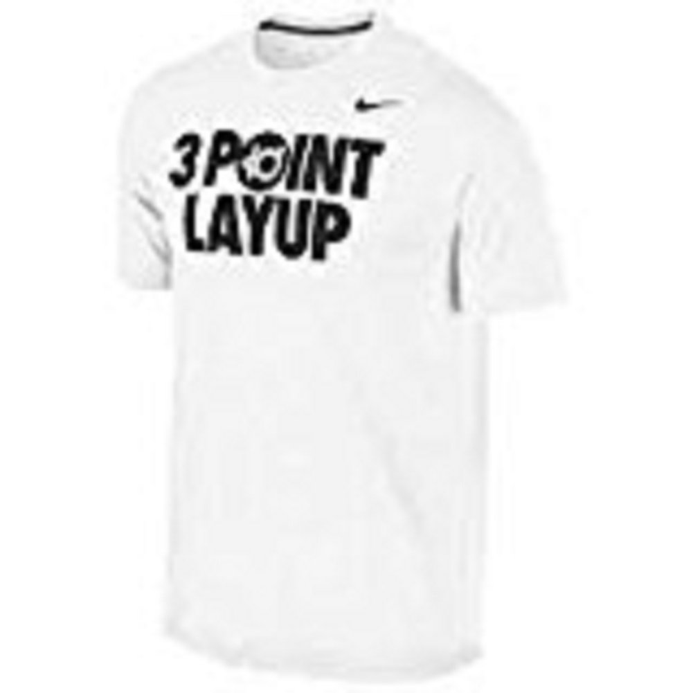 best sneakers 10c6b ec4ee Nike KD Durant 3 Point Layup T Shirt dri fit xl at Amazon ...