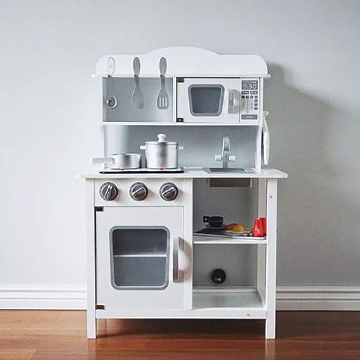 Cocina de juguetes Juego de los niños Juego de Cocina con horno de ...