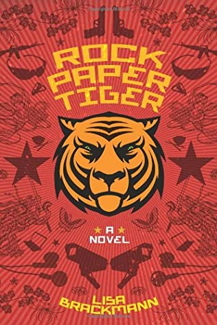 book cover of Rock Paper Tiger