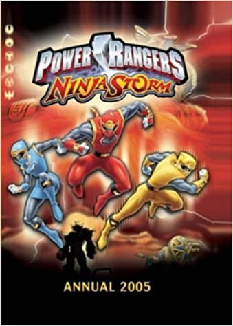 Power Rangers Ninja Storm, Annual 2005 by Anon 2004-08-05 ...