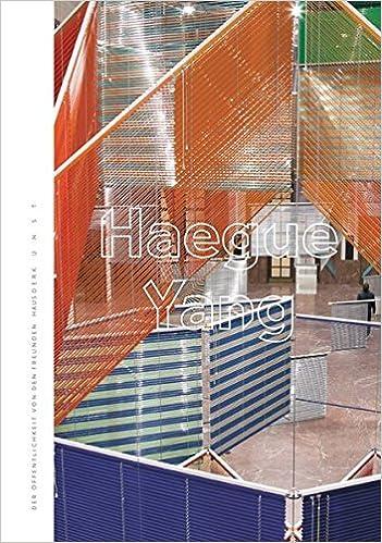 Book Haegue Yang (Der Offentlichkeit-Von Den Fueunden Haus Der Kunst) by Sabine Brantl (2014-03-31)