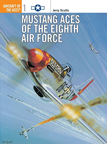 Mustang Aces of the Eighth Air Force (Aircraft of the for sale  Delivered anywhere in USA