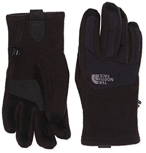 The North Face Women's Denali Etip Glove, TNF Black, LG ()