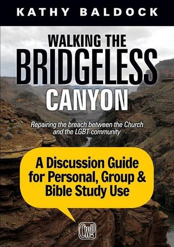 Read Online Walking the Bridgeless Canyon: A Discussion Guide for Personal, Group & Bible Study Use: Repairing the Breach Between the Church and the LGBT Community PDF