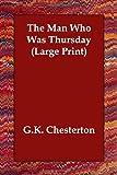 The Man Who Was Thursday, G. K. Chesterton, 1406832839