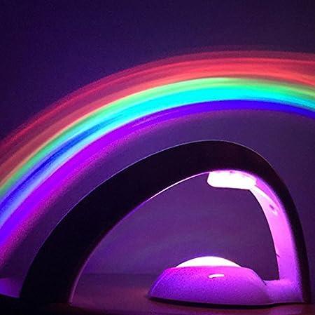 ZHPJJLYHTQ Luz nocturna_Segunda Generación Lámpara de proyector ...