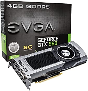 EVGA GTX 980 4GB Graphics Card
