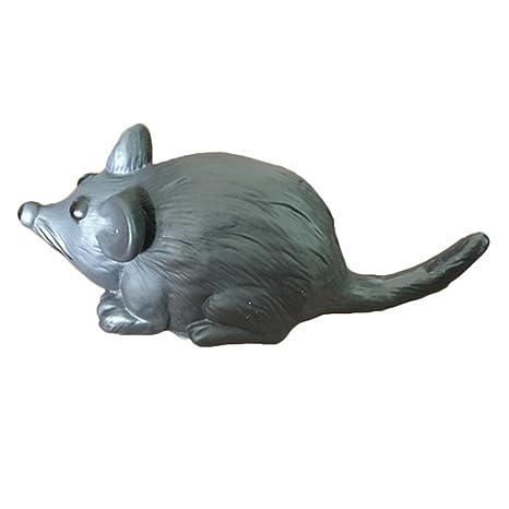 KAYI Ratones eclécticos Esmalte Rata Gato Juguetes para Puppy Cat Kitten Divertido Regalo de lujo