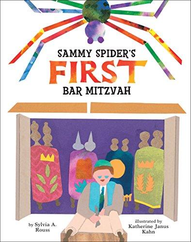 Sammy Spider's First Bar (Bar Mitzvah Themes)