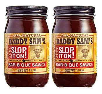 Daddy Sam's Original BBQ Sauce
