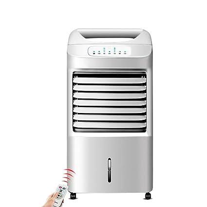 4 en 1 Aire acondicionado / Calentador/ Humidificador/ Purificador de Iones Negativos, Frío