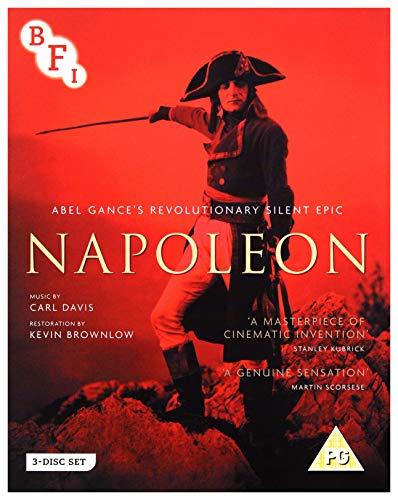Napoleon [Blu-ray] [Reino Unido]: Amazon.es: Albert Dieudonne, Edmond Van Daele, Abel Gance, Albert Dieudonne, Edmond Van Daele: Cine y Series TV