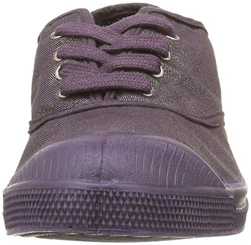 Basses Bensimon Prune 421 Femme Violet F15004c178 Baskets ETTqw4S
