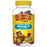 Omega-3 - Natural Fruit Flavors 120 Gummies Fish Oil