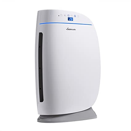 Review Sancusto Air Purifier, True