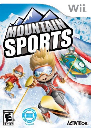 Mountain Sports - Nintendo Wii