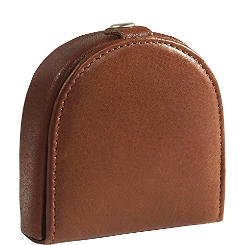 Osgoode Marley Cashmere Deluxe Coin Tray (Brandy)