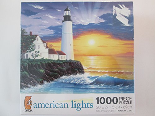 American Lighthouse Puzzle - 6