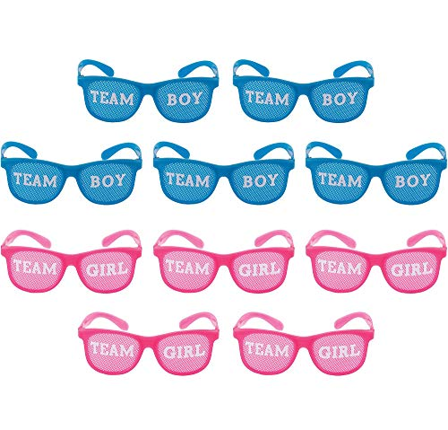 Girl or Boy? Glasses - -