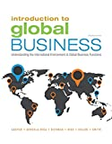 img - for Introduction to Global Business: Understanding the International Environment & Global Business Functions (MindTap Course List) book / textbook / text book