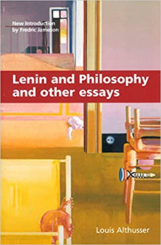lenin and philosophy and other essays louis althusser  lenin and philosophy and other essays louis althusser 9781583670392 com books