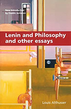althusser lenin along with attitude not to mention alternative essays