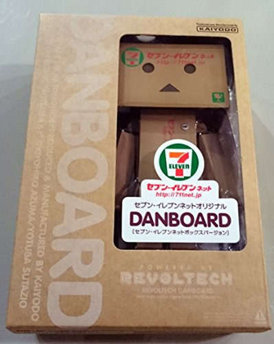 Revoltec Danbo Seven Eleven limited by Kaiyodo